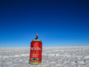 Uyuni - Jinn in a beer can.