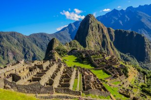 Machu Picchu - The most sacred and mystic inca place in south america