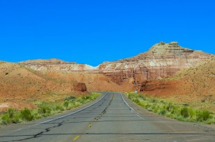 Arizona - Another stunning road leading us through Arizona.